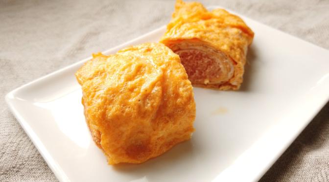 明太卵焼きレシピ・作り方/ばあちゃんの料理教室/How to Make Rolled Egg With Cod Eggs