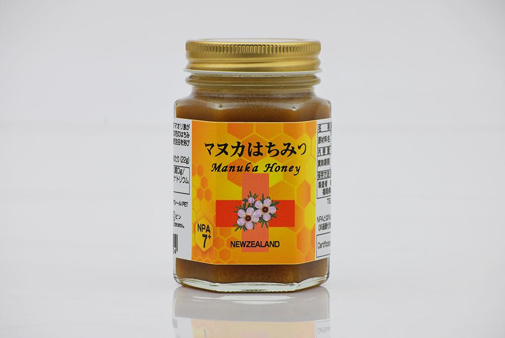マヌカはちみつ(マヌカハニー)NPA7+